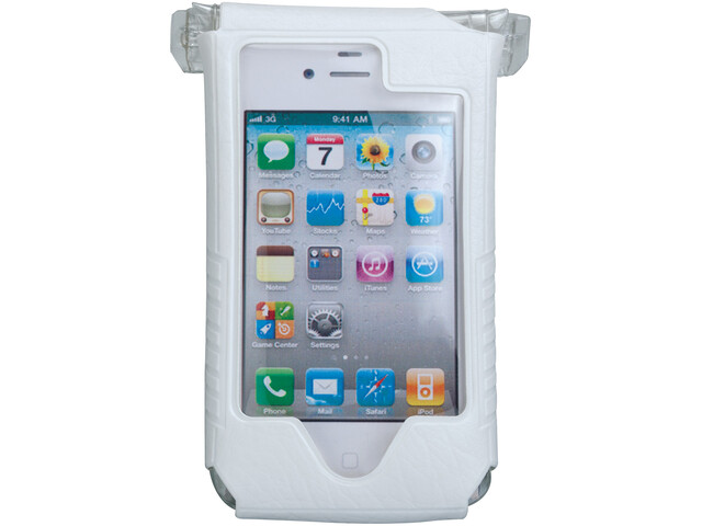 Topeak SmartPhone DryBag for iPhone 4/4S weiß